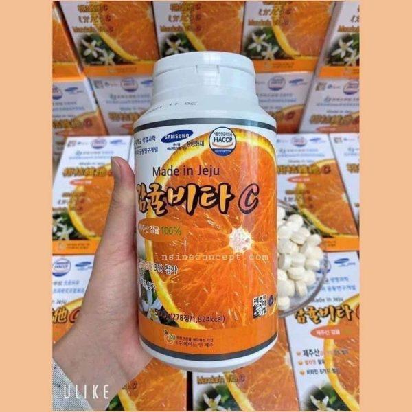 Vitamin Hàn Quốc min