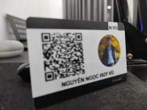 Card visit điện tử thông minh